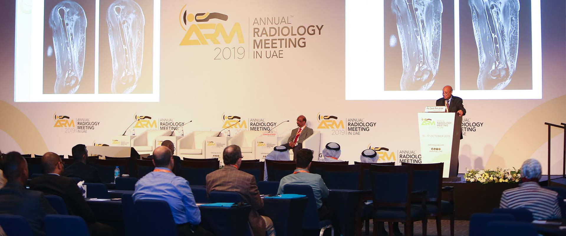 ARM: Value for Radiologists & Radiographers Alike